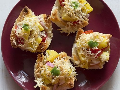 quick bread tartlets recipe