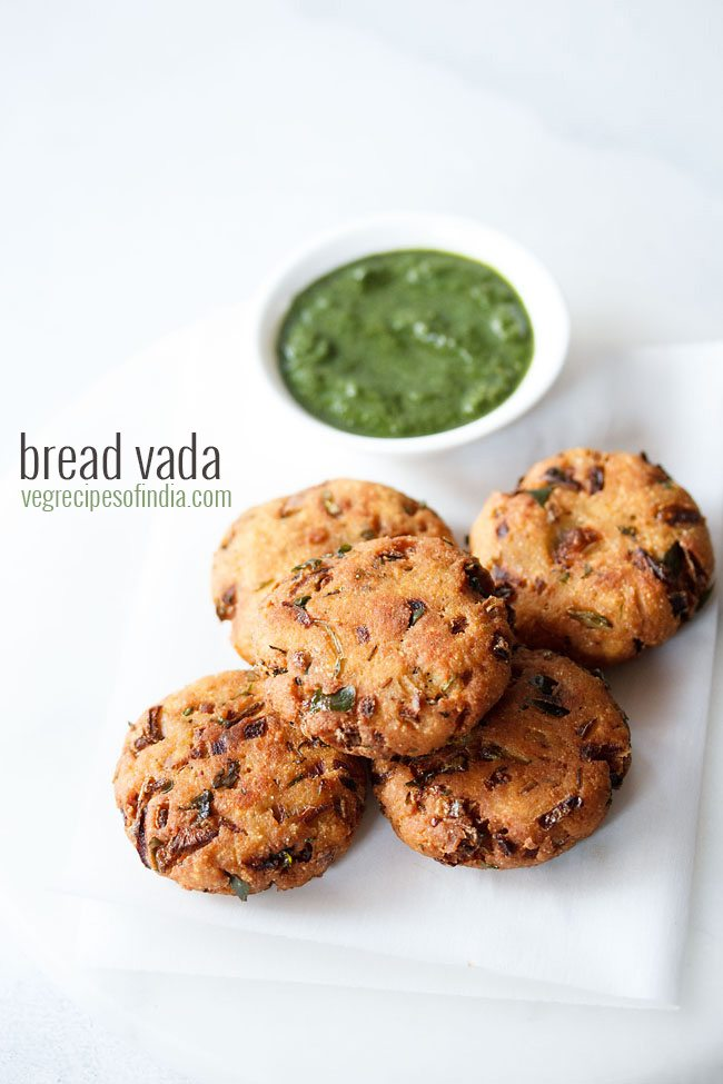 Bread Vada Recipe How To Make