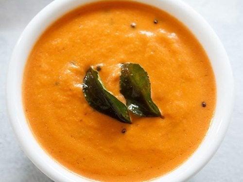 carrot chutney recipe