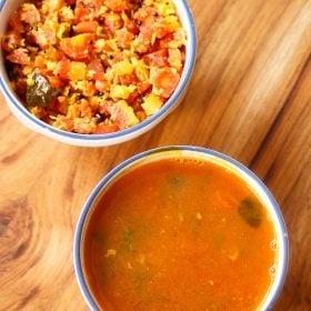 instant pot tomato rasam