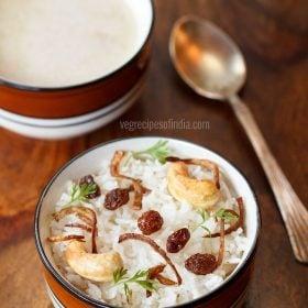 kerala style ghee rice, nei choru recipe
