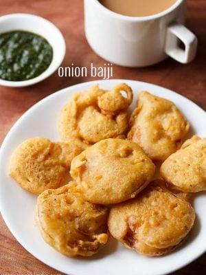 onion bajji recipe, vengaya bajji