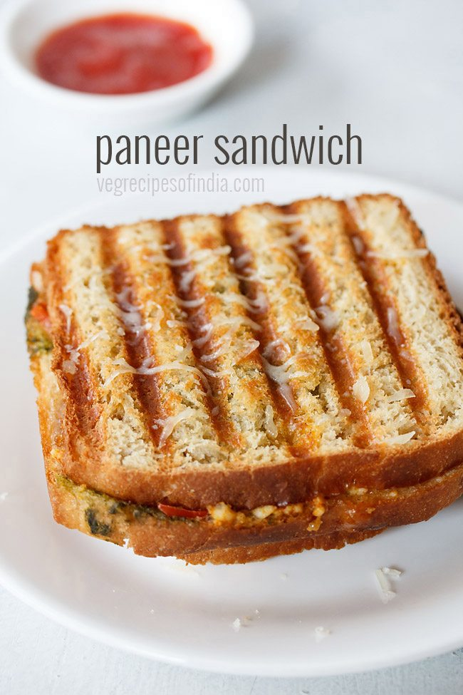 Paneer sandwich recipe indian style tasty grilled paneer sandwich paneer sandwich recipe indian style tasty grilled paneer sandwich recipe forumfinder Image collections