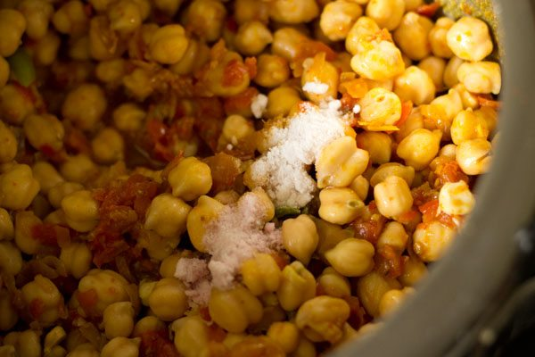 chana for preparing samosa chana chaat recipe