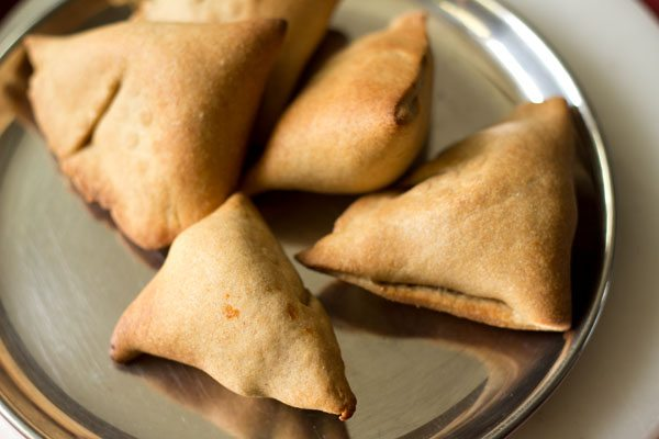 samosa for making samosa chaat recipe