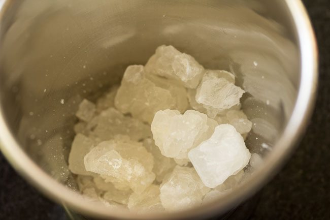 rock sugar for kalkandu Pongal recipe
