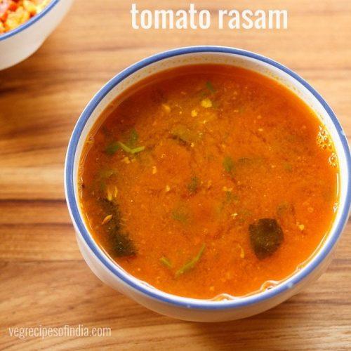 thakkali rasam recipe, instant rasam recipe