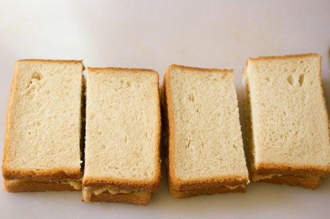 veg mayo sandwich recipe