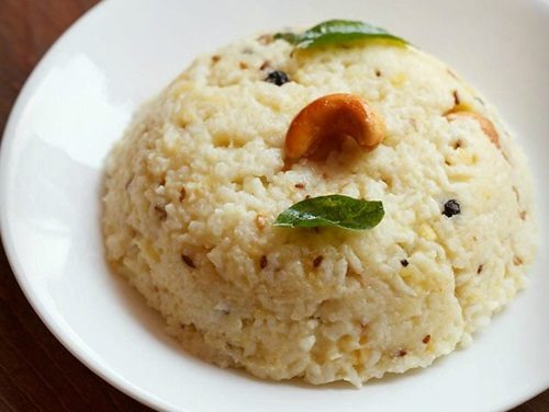 ven pongal recipe