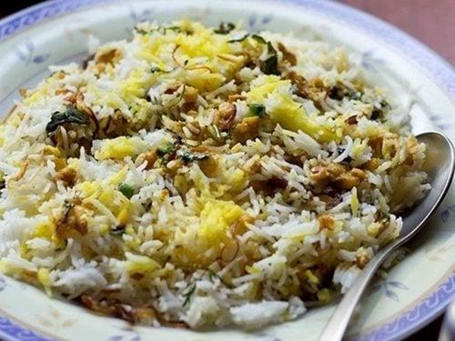 chana dal biryani recipe