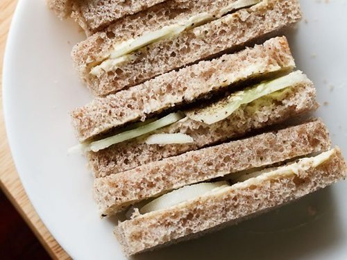 cucumber sandwich recipe