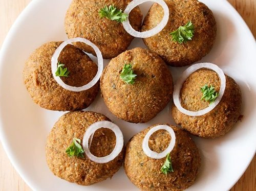 herb falafel recipe