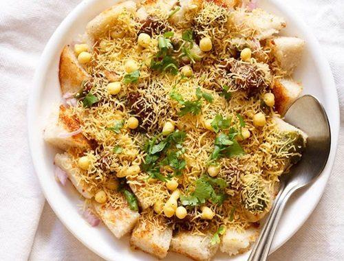 idli chaat recipe