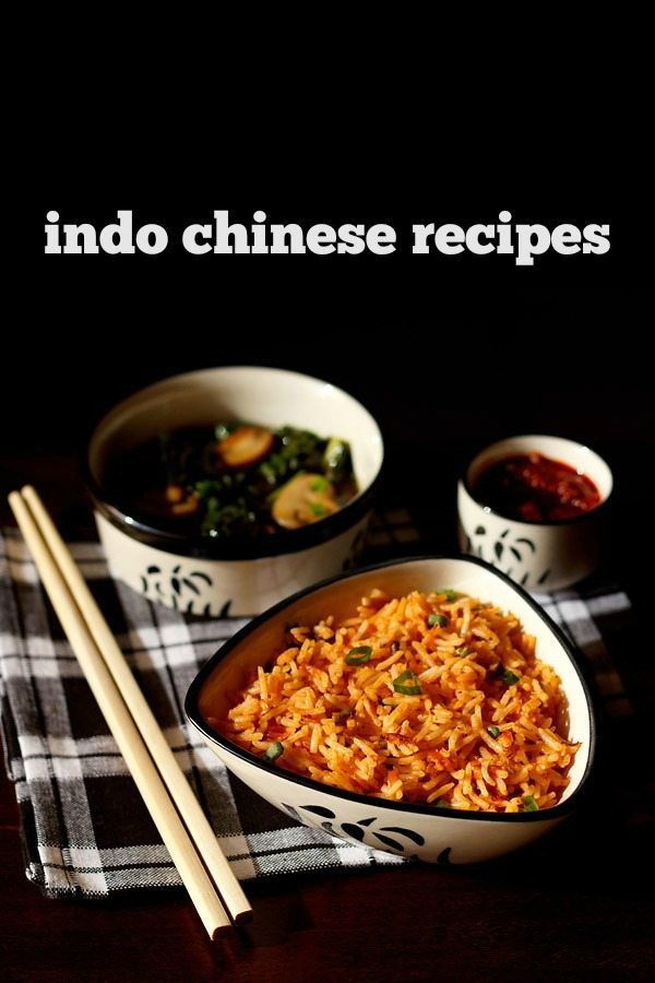 top indo chinese recipes