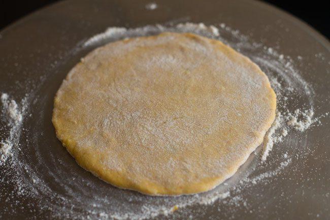 mooli thepla recipe