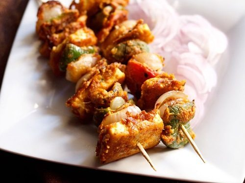 paneer tikka on tawa recipe