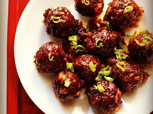Top 10 indo chinese recipes 10 best indo chinese recipes veg manchurian recipe forumfinder Images