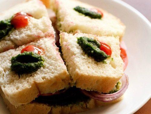 mumbai veg sandwich recipe