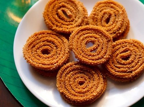 rice chakli recipe
