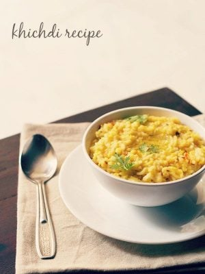khichdi recipes