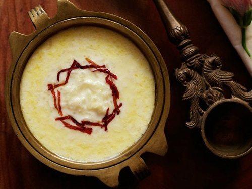 paal payasam recipe