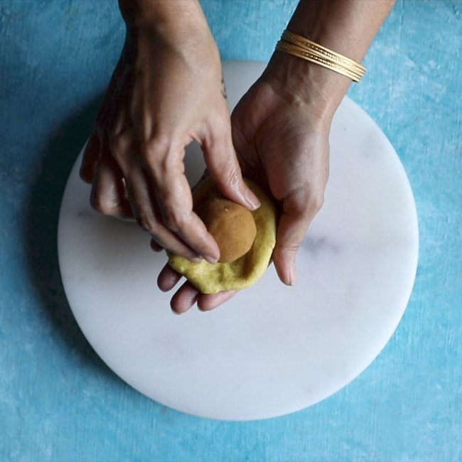 making puran poli recipe