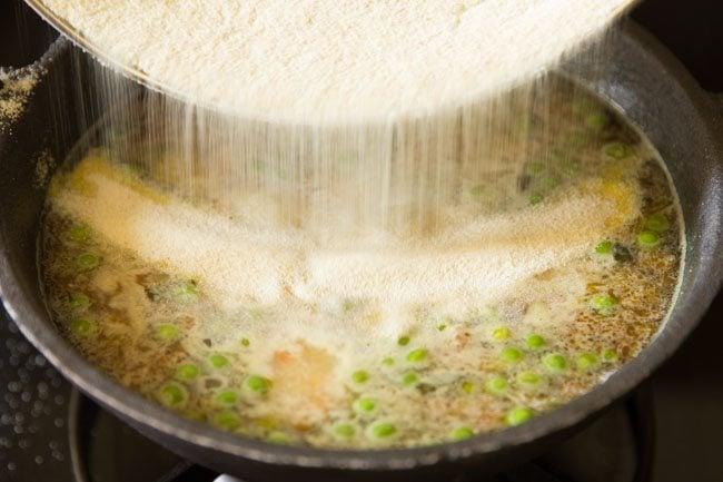 rava for making rava kichadi recipe