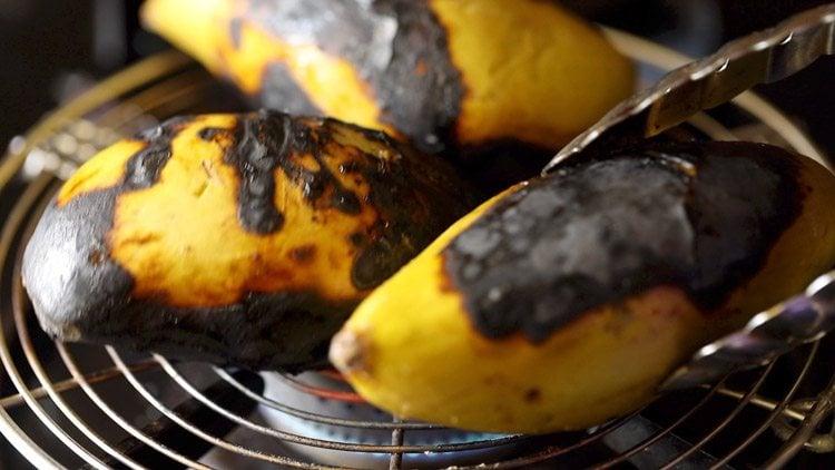 making aam panna recipe