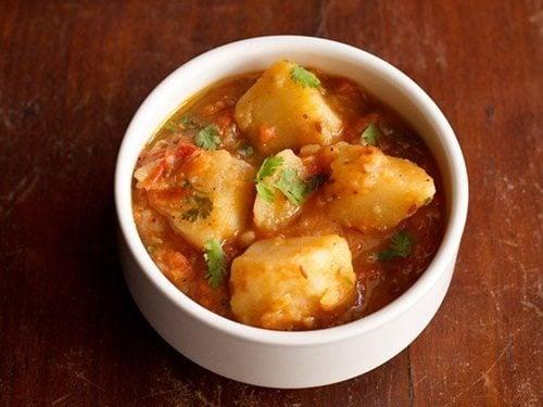 aloo tamatar curry recipe