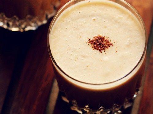 apple milkshake recipe