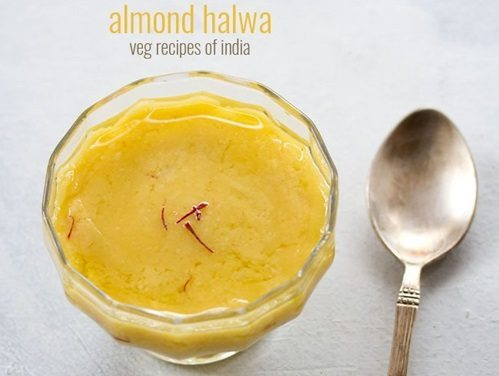 badam halwa recipe