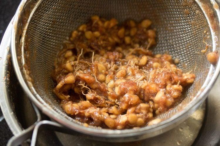 making bel ka sherbet recipe