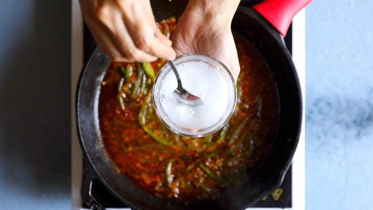 making chilli paneer restaurant style recipe