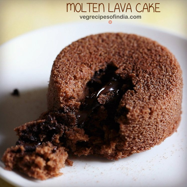 How To Make Lava Cake With Cocoa Powder