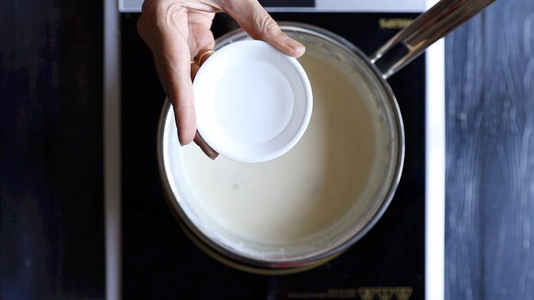 making malai kulfi recipe