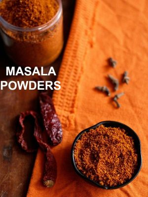 masala powder recipes, spice powder recipes