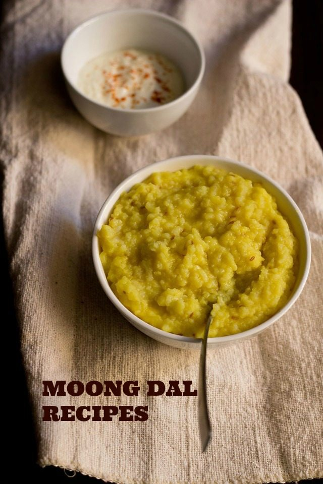 moong dal recipes