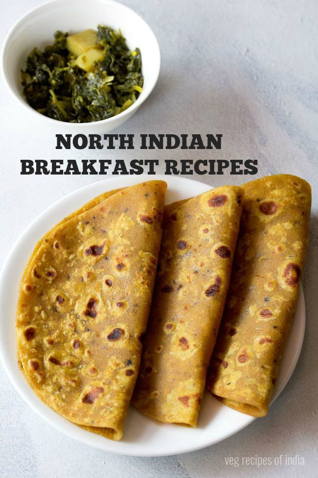 Vegetarian recipes indian breakfast images