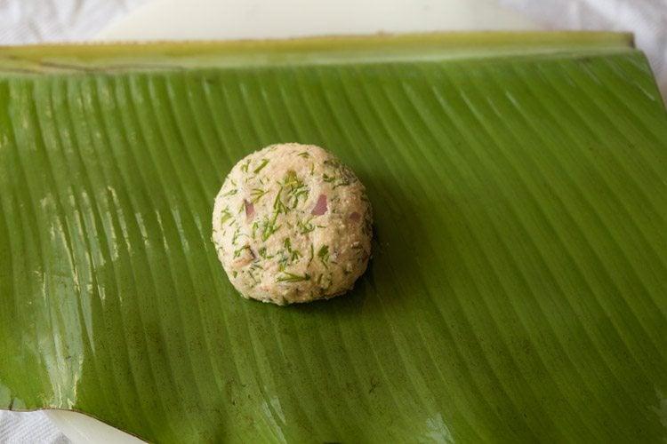 making akki roti