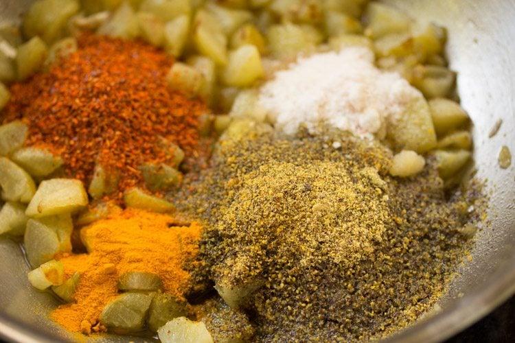 making amla avakaya recipe