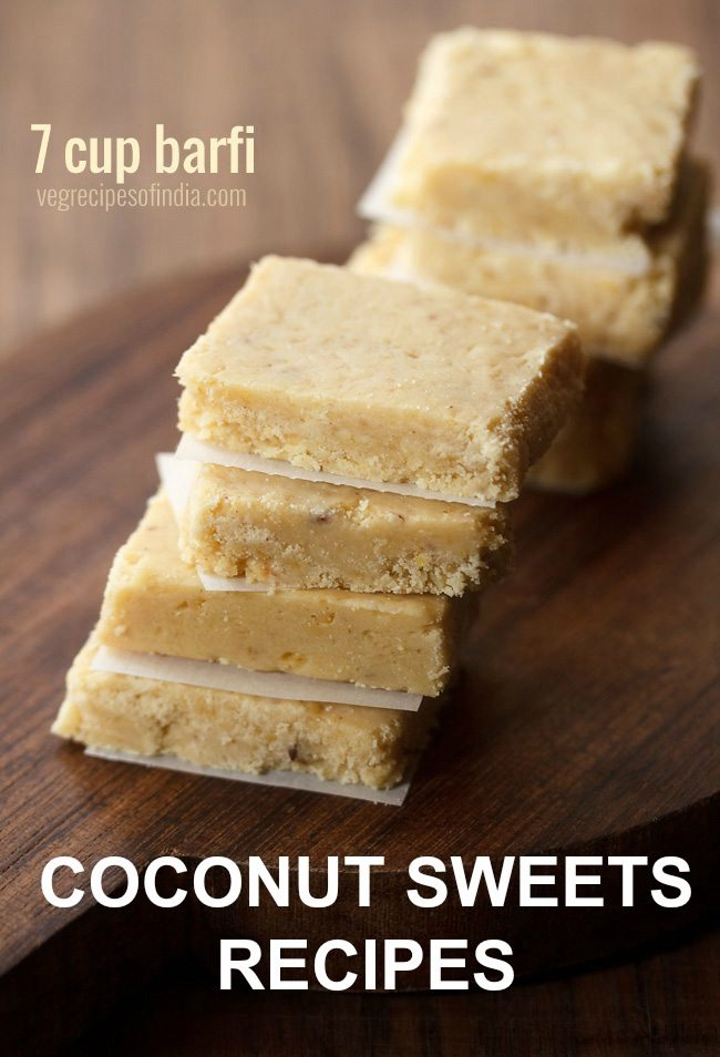 coconut sweets recipes
