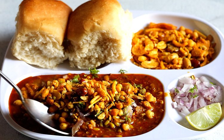 easy misal pav recipe
