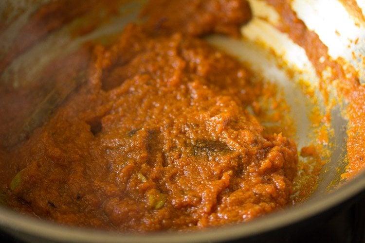preparing jackfruit curry recipe