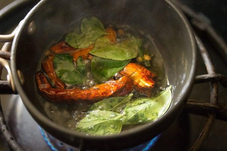 making kerala parippu curry recipe