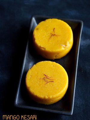 mango rava kesari