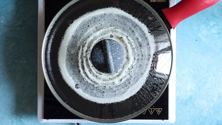 making sada dosa recipe