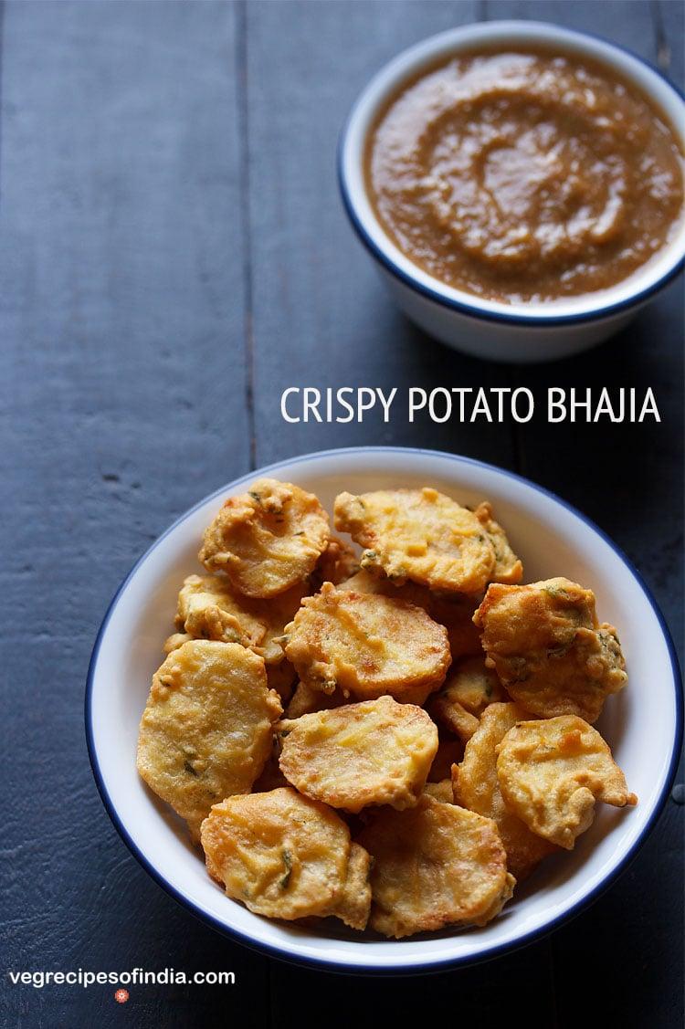 maru's bhajia recipe