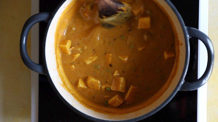 matar paneer recipe dhaba style