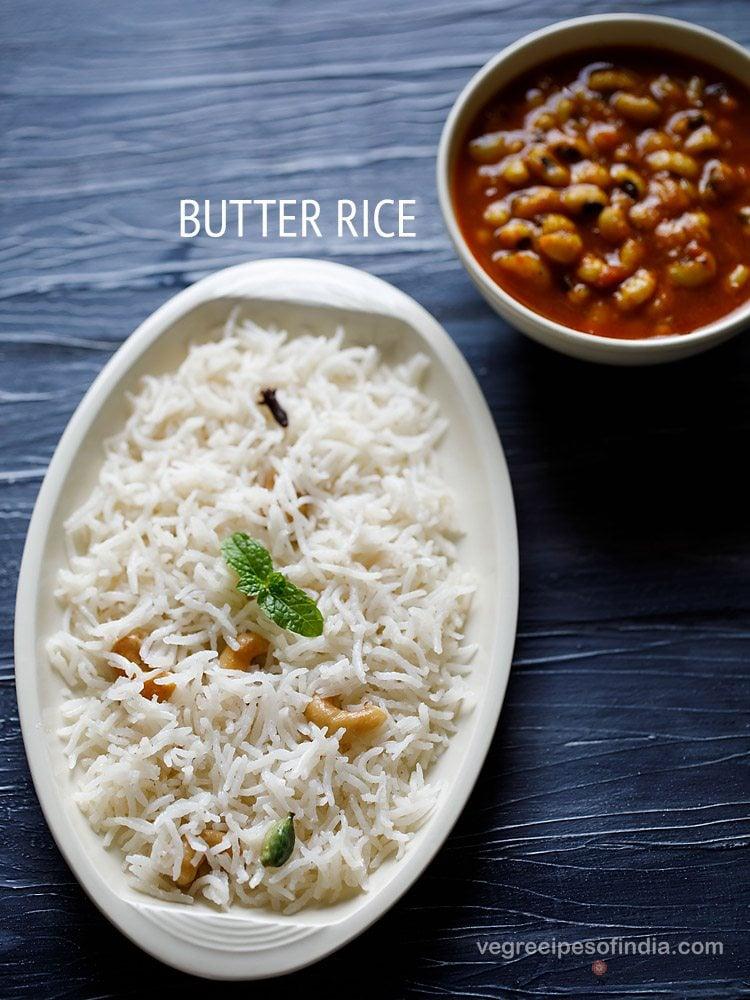 butter rice recipe