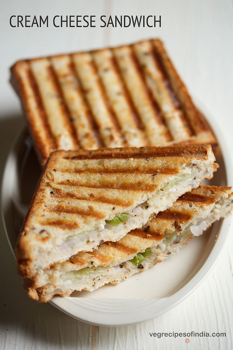 cream cheese sandwich recipe